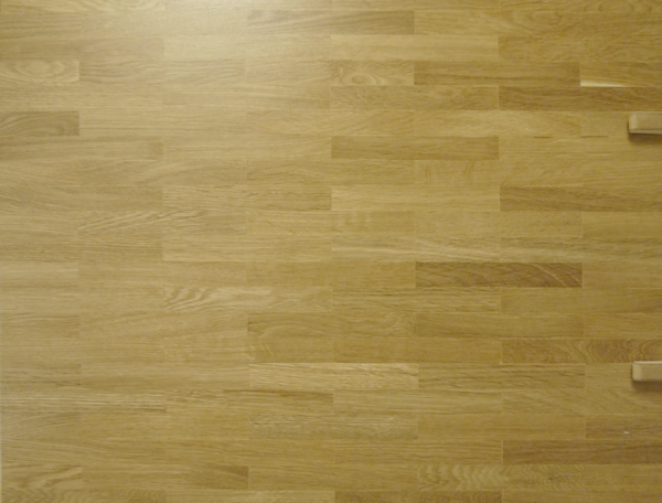 mosaic parquet oak, English ligature